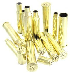 30-06 Springfield Winchester   100 Cases washed